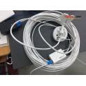 TOTOLINK POE200 Gigabit PoE Splitter สำหรับแปลงไฟ มาตรฐาน 802.3af เพื่อจ่ายไฟ DC 5, 9 และ 12VDC TOTOLINK (โทโท้ลิ้ง)