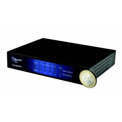 ALLNET ALL8845PD Gigabit POE Switch มาตรฐาน 802.3af/at, 4 Port PSE, 1 Port PD, POE Extender Switches เชื่อมเครือข่ายแบบสาย