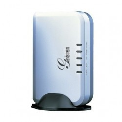 Grandstream HT-502 IP Analog Telephone Adapter (ATA) 2 FXS, 2 Port Lan, รองรับ T.38, 2 SIP Account