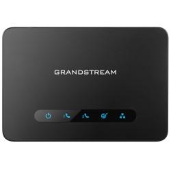 Grandstream Grandstream HT-812 IP Analog Telephone Adapter (ATA) 2 FXS, 2 Port Lan, รองรับ T.38, 2 SIP Account