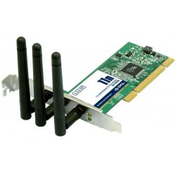 PCI GW-DS300N Draft 2.0 IEEE802.11n Wireless PCIBus Adapter