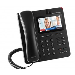 GrandStream GXV-3240 Video IP-Phone Android, 6 คู่สาย, Build-In Camera, Touch Screen, POE