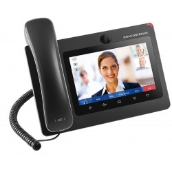 VOIP / IP-PBX (ระบบโทรศัพท์แบบ IP) GrandStream GXV-3275 Video IP-Phone Android, 6 คู่สาย, Build-In Camera, Touch Screen, POE