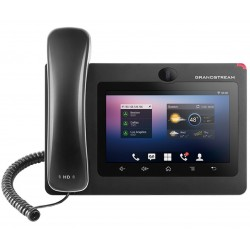 GrandStream GXV-3275 Video IP-Phone Android, 6 คู่สาย, Build-In Camera, Touch Screen, POE VOIP / IP-PBX ระบบโทรศัพท์แบบ IP