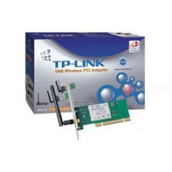 TP-Link TP-Link TL-WN353GD 54Mbps Wireless PCI Adapter