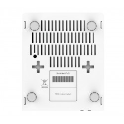 MikroTIK Mikrotik Router RB960PGS (hEX PoE) CPU 800MHz Ram 128MB Port Gigabit จ่ายไฟ POE 802.3at 4 Port