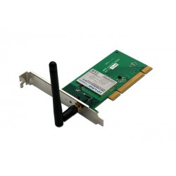 TP-Link TL-WN653AG Super G & eXtended Range 108Mbps Wireless PCI Adapter