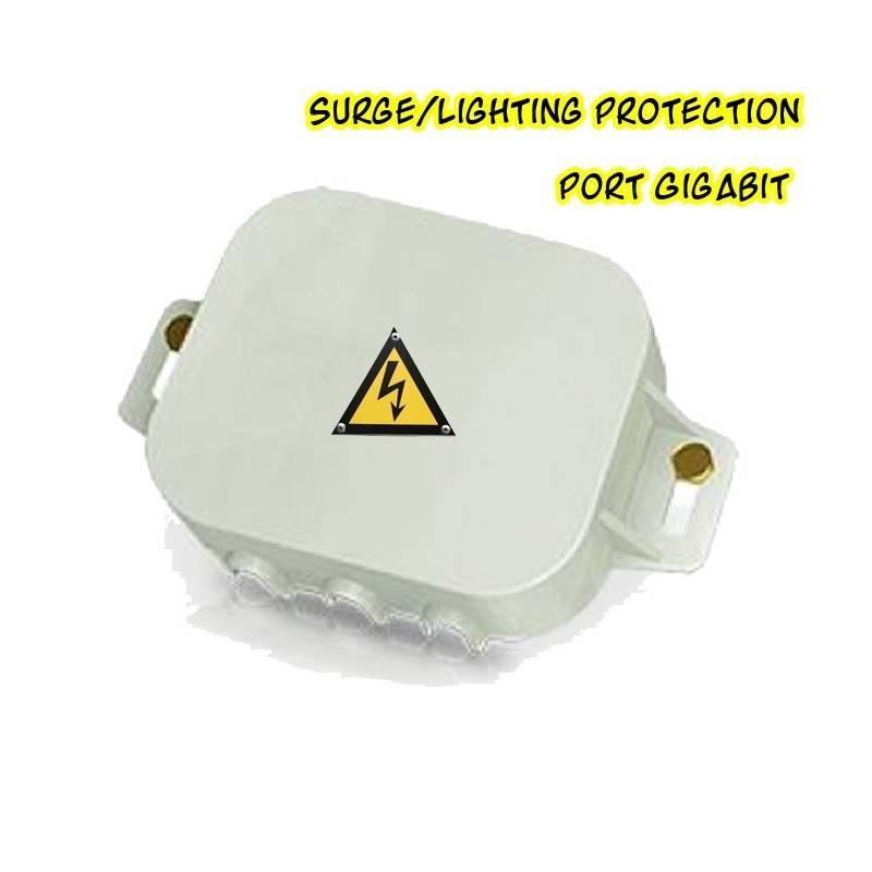 EnGenius ESA-7600G Superior Surge and Lightning Protection ปกป้องระบบเครือข่ายที่เกิดจากฟ้าผ่าผ่านสาย Lan ป้องกันฟ้าผ่า Surge...