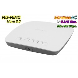 NetGear Wireless AccessPoint (กระจายสัญญาณ Wireless) NETGEAR WAC510 AC WiFi Business Access Point AC Dual-Band MU-MIMO Wave 2...