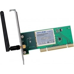 TP-Link TP-Link TL-WN551G eXtended Range 54Mbps Wireless PCI Adapter