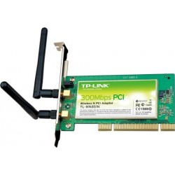 TP-Link TL-WN851N Wireless N PCI Adapter