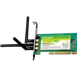 TP-Link TP-Link TL-WN951N Wireless N PCI Adapter