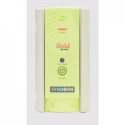 เครื่องสำรองไฟ UPS Syndome Gold-1000 ขนาด 1000VA 400Watt พร้อมระบบปรับแรงดันไฟฟ้าอัตโนมัติ (AVR) อุปกรณ์ Network Accessories