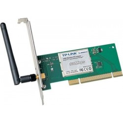 TP-Link TL-WN651G Super G & eXtended Range 108Mbps Wireless PCI Adapter