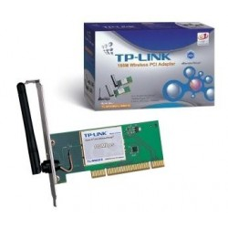 TP-Link TL-WN651G Super G & eXtended Range 108Mbps Wireless PCI Adapter Wireless PCI Adapter