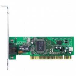 Zyxel FN312 - 10/100 Mbps Ethernet Lan Card , 32-bit PCI-Bus Home