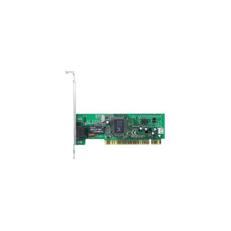 Zyxel FN312 - 10/100 Mbps Ethernet Lan Card , 32-bit PCI-Bus
