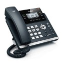Yealink SIP-T41P โทรศัพท์แบบ IP (IP-Phone) จอ LCD รองรับ 6 SIP Account, HD Voice 2 Port รองรับ POE IP-Phone เครื่องโทรศัพท์แบ...