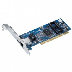 Zyxel GN680-T - 10/100/1000Mbps Gigabit Lan Card, 32-bit PCI-Bus Home