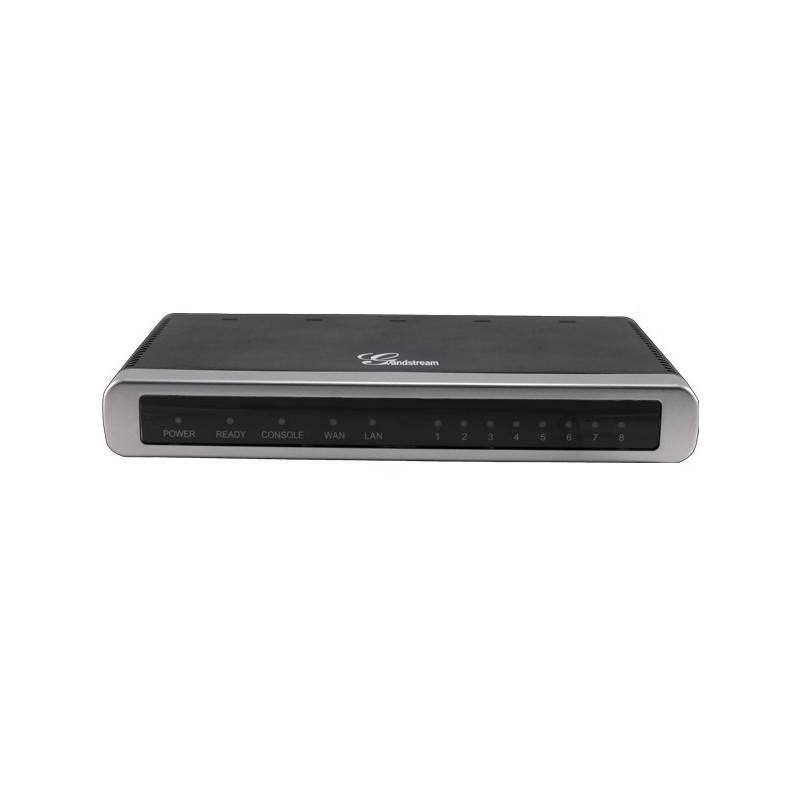 Grandstream GXW-4008 FXS IP Analog Gateway ขนาด 8-Port FXS, 2 Port Lan, T.38 Fax Over IP, QoS VOIP / IP-PBX ระบบโทรศัพท์แบบ IP