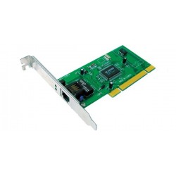 D-Link DFE-528TX - 10/100Mbps Ethernet Lan Card , 32-bit PCI-Bus 2.2 Home