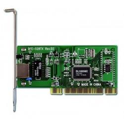 D-Link D-Link DFE-528TX - 10/100Mbps Ethernet Lan Card , 32-bit PCI-Bus 2.2