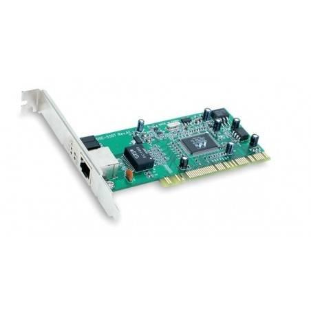 D-Link DGE-528T - 10/100/1000Mbps Gigabit Lan Card , 32-bit PCI-Bus 2.2