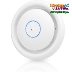 Ubiquiti Wireless AccessPoint (กระจายสัญญาณ Wireless) Ubiquiti UniFi UAP-AC-EDU Access Point AC 3x3 MIMO 1300Mbps พร้อมลำโพงแ...