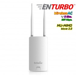 Engenius ENS500EXT-AC MU-MIMO Wave 2 Outdoor Accees Point 5GHz Wireless AC 867Mbps