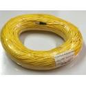 Fiber-Optic Cable หัว FC/UPC-FC/UPC สำเร็จจากโรงงาน แบบ Indoor, Simplex, Single Mode 3.0MM. 200 เมตร Fiber Optic อุปกรณ์ระบบ ...