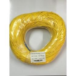 Fiber-Optic Cable หัว SC/UPC-SC/UPC สำเร็จจากโรงงาน แบบ Indoor, Simplex, Single Mode 3.0MM. 300 เมตร Fiber Optic อุปกรณ์ระบบ ...