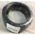 Fiber-Optic Cable FTTH Drop wire 2 Core หัว SC/APC สำเร็จจากโรงงาน แบบ Outdoor มีสลิง, Single Mode 50 เมตร Fiber Optic อุปกรณ...