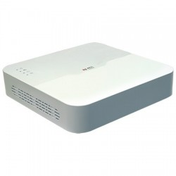 ACTi ACTi (แอคตี้) ACTi ZNR-120P Network Video Recorder (NVR) 4-Channel รองรับ HDD 1-Bay Standalone พร้อม 4-Port PoE