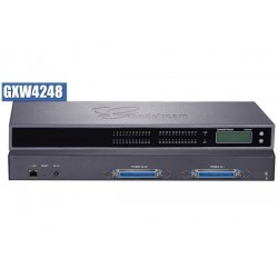 Grandstream VOIP / IP-PBX (ระบบโทรศัพท์แบบ IP) Grandstream GXW-4248 FXS Gateway ขนาด 48-Port FXS, 1 Port Lan, T.38 Fax Over I...