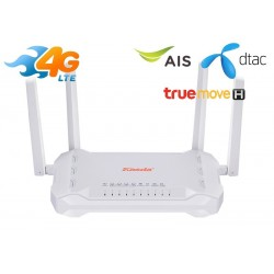 Kasda 3G/4G Wireless Router KASDA KW9621S AC 1200 Wireless Dual-Band 4G LTE Router ใส่ Sim รองรับ 4G ทุกเครือข่าย, 1 FXS For ...