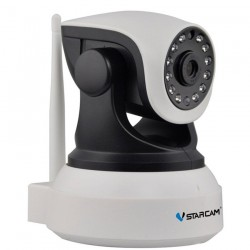 VStarCam C24S กล้อง Wireless IP Camera 2MP Pan/Tilt, Infared รองรับ iPhone, Android Free DDNS