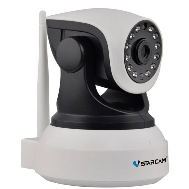 VStarCam C24S กล้อง Wireless IP Camera 2MP Pan/Tilt, Infared รองรับ iPhone, Android Free DDNS กล้อง IP Camera / เครื่องบันทึก...
