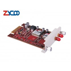 Zycoo 2GSM Trunk Module for SMS/Voice (For U50/U100) (+Replacement during repair)