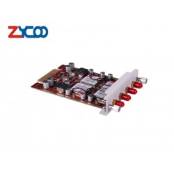 Zycoo 4GSM trunk module for SMS/Voice (For U50/U100) (+Replacement during repair)