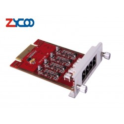 Zycoo 4FXO module (CooVox U50/U100) (+Replacement during repair) ZYCOO CooVox IP-PBX