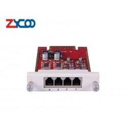 Zycoo 2FXS and 2FXO (สำหรับ CooVox U50 และ U100) (+Replacement during repair) ZYCOO CooVox IP-PBX