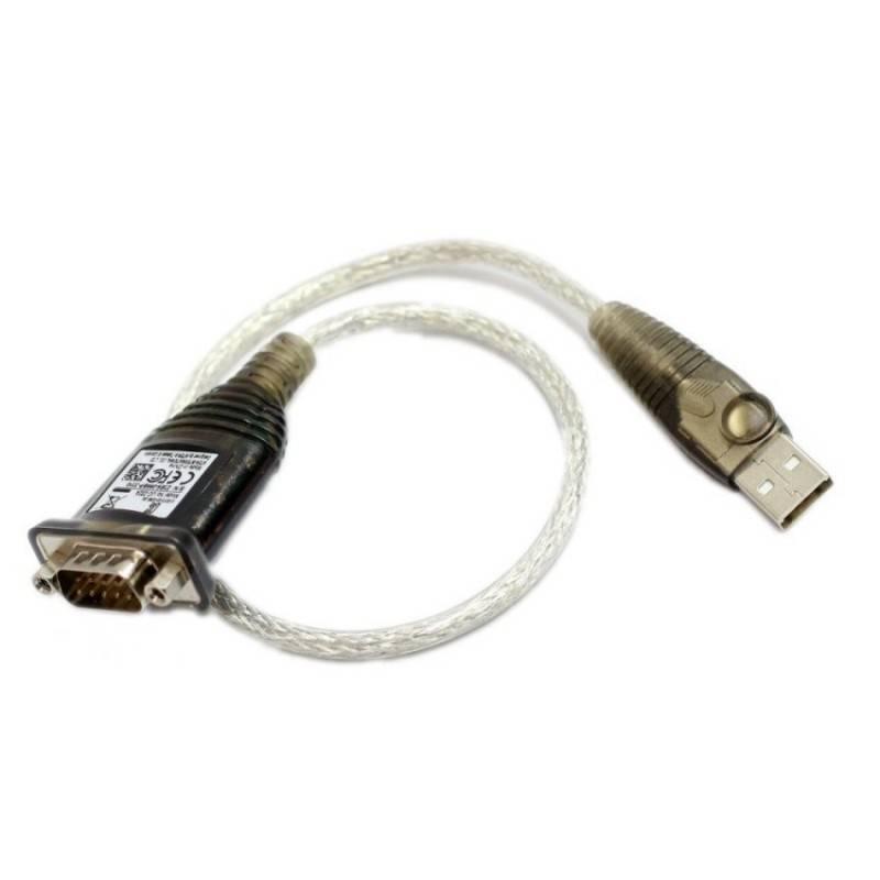 ATEN UC-232A สาย USB to RS-232 Adapter หัว DB9 ตัวผู้ ความยาว 35cm