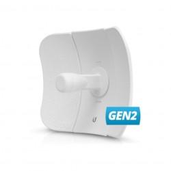 Ubiquiti LiteBeam AC Gen2 (LBE-5AC-GEN2) Wireless CPE มาตรฐาน AC 5GHz เสา 23dBi ส่งสัญญาณแบบทิศทาง 30องศา Wireless AccessPoin...