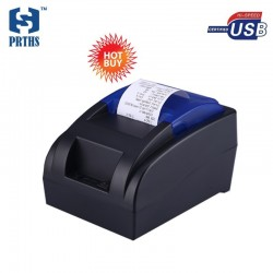 Honeprt USB Thermal Printer Paper size 58mm รองรับ Windows 10