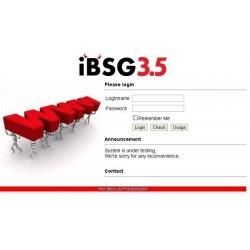 Server-PC พร้อม iBSG 3.5 ระบบ Hotspot จัดการให้บริการ Internet เก็บ Log ระบบ Hotspot จัดเก็บ Log