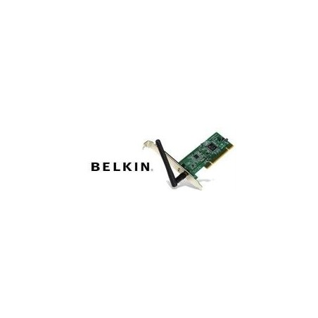 BELKIN F5D7000AK - Wireless Desktop Network Card 54Mbps