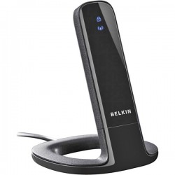 Home Belkin F5D8055ak - N+ Wireless USB 2.0 Adapter