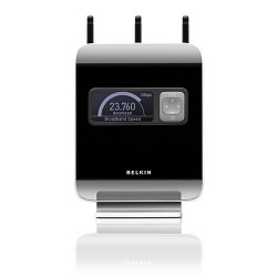 Belkin N1 Vision F5D8232 - Wireless N Router 300Mbps + Gigabit Port