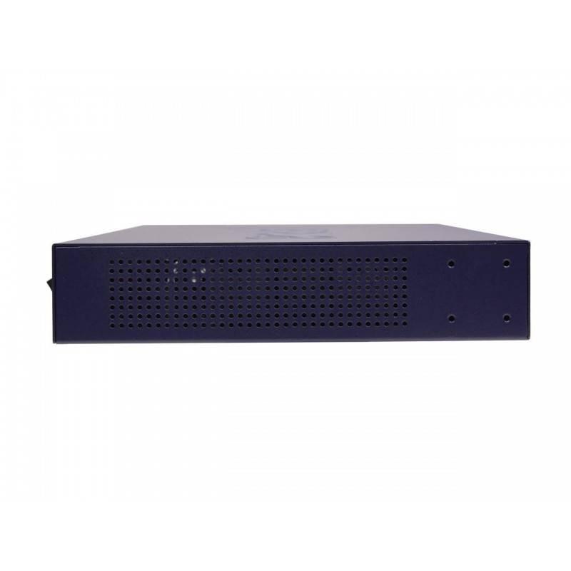 TENDA TEG1024G Gigabit Switch ขนาด 24 port แบบ Rack-mountable Metal case ความเร็ว Gigabit Switches เชื่อมเครือข่ายแบบสาย