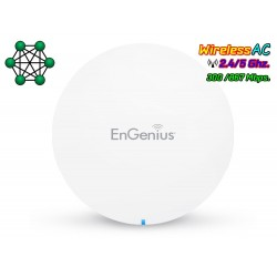 EnGenius Wireless Access Point EnGenius EMR3000 EnMesh Whole-Home Wi-Fi System Wireless AC1200 Dual-Band MESH